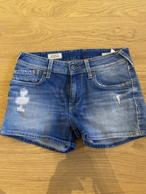 Pepe Jeans Shorts blue