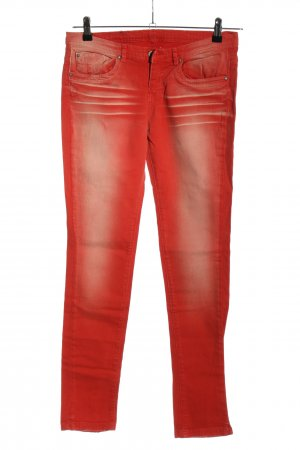 Pepe Jeans Skinny Jeans rot Casual-Look