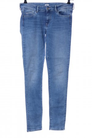 Pepe Jeans Skinny jeans blauw casual uitstraling