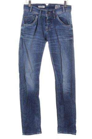 Pepe Jeans Skinny Jeans blau Casual-Look