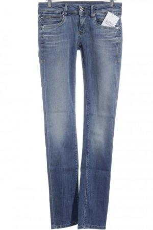 Pepe Jeans Skinny Jeans blau-stahlblau Casual-Look