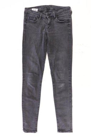 Pepe Jeans Skinny Jeans Größe W27 grau aus Baumwolle
