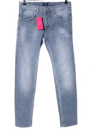 Pepe Jeans Jeans slim bleu style décontracté