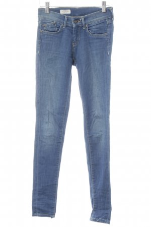 Pepe Jeans Slim Jeans stahlblau klassischer Stil