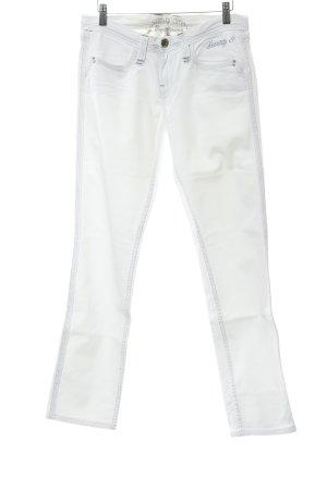 Pepe Jeans Slim Jeans weiß Casual-Look
