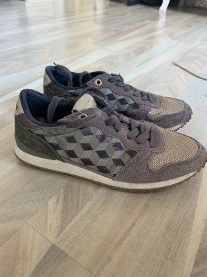 Pepe Jeans London Sneakers met veters veelkleurig