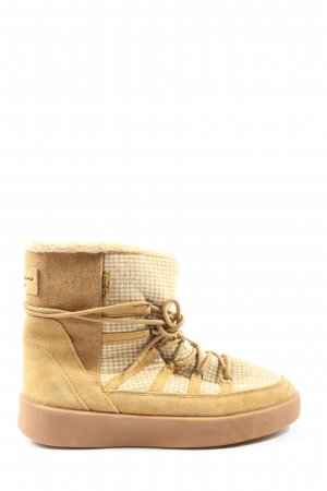 Pepe Jeans Snowboots nude-creme Webmuster Casual-Look