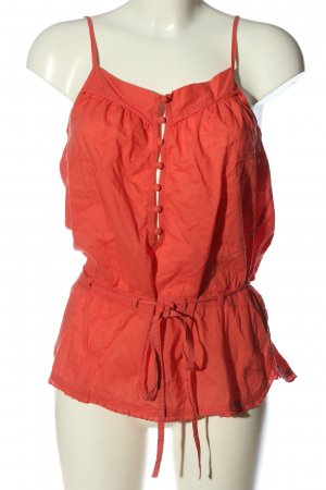 Pepe Jeans Spaghettibandtopje rood casual uitstraling