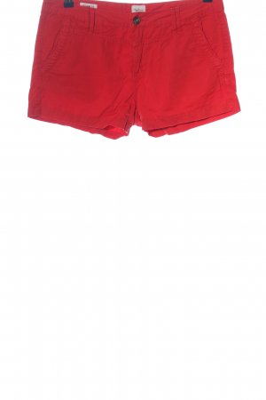 Pepe Jeans Hot Pants rot Casual-Look