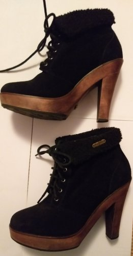Pepe Jeans Stiefelette High-Heels