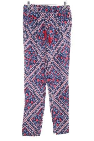 Pepe Jeans Jersey Pants flower pattern