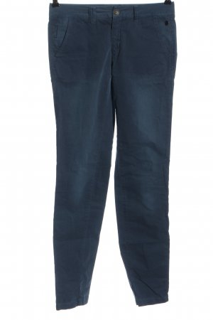 Pepe Jeans Jersey Pants blue casual look