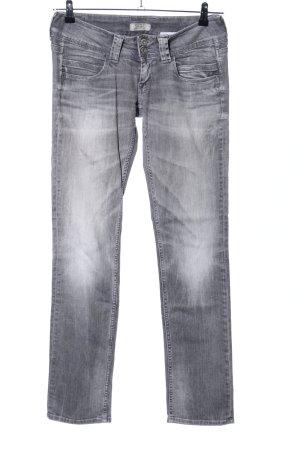 Pepe Jeans Jeans coupe-droite gris clair style décontracté