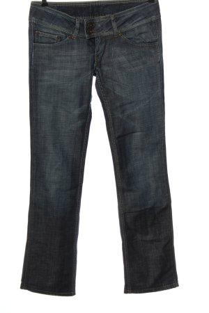 Pepe Jeans Straight-Leg Jeans hellgrau Casual-Look
