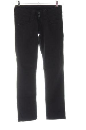 Pepe Jeans Jeans coupe-droite noir style décontracté