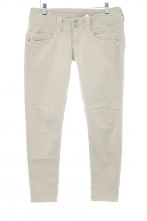 Pepe Jeans Straight-Leg Jeans beige Casual-Look