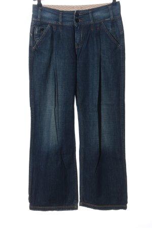 Pepe Jeans Jeans coupe-droite bleu coton