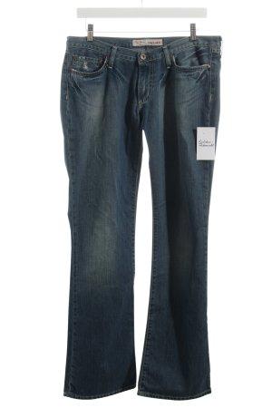 "Pepe Jeans Jeans a gamba dritta ""Chelsea"" blu"
