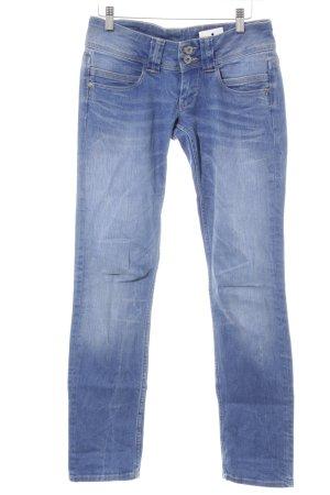 Pepe Jeans Straight-Leg Jeans mehrfarbig Used-Optik