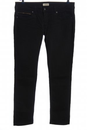 Pepe Jeans Stretch Jeans schwarz Casual-Look