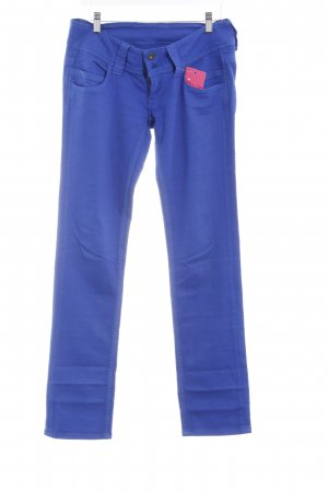 Pepe Jeans Stretch Jeans blau Casual-Look