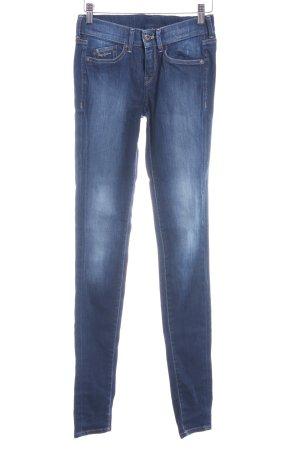 Pepe Jeans Stretch Jeans dunkelblau Jeans-Optik