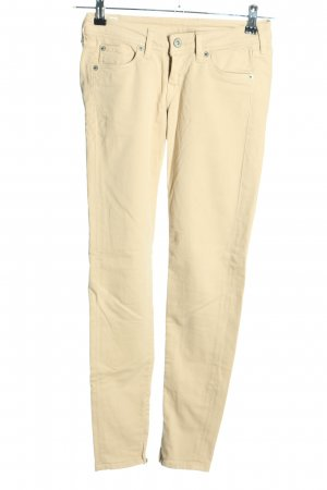 Pepe Jeans Stretchhose wollweiß Casual-Look