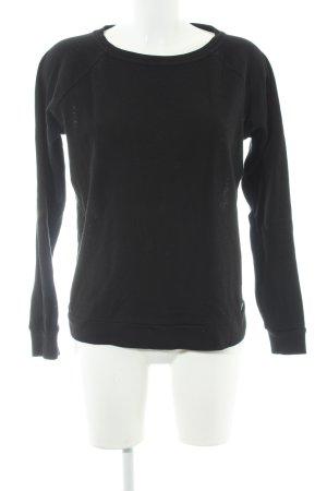Pepe Jeans Sweatshirt schwarz Casual-Look