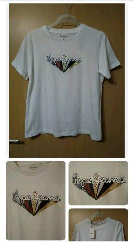 Pepe T-shirt blanc