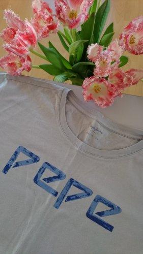 Pepe Jeans T-shirt (bleach blau) - 100% Baumwolle