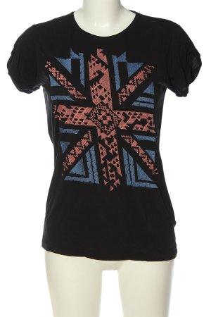 Pepe Jeans T-Shirt mehrfarbig Casual-Look