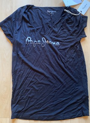 Pepe Jeans T-Shirt schwarz
