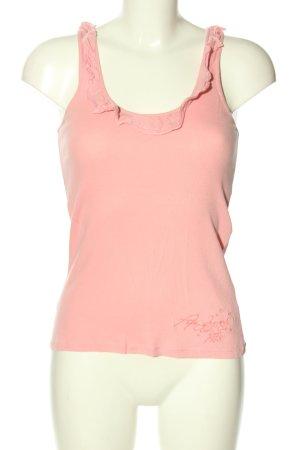 Pepe Jeans Tanktop pink Casual-Look