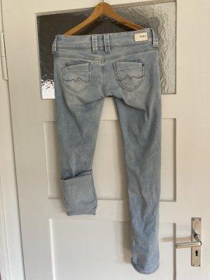 Pepe Jeans London Jeansy o kroju boot cut Wielokolorowy Bawełna