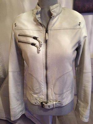 Pepe Jeans Vintage Jacke creme