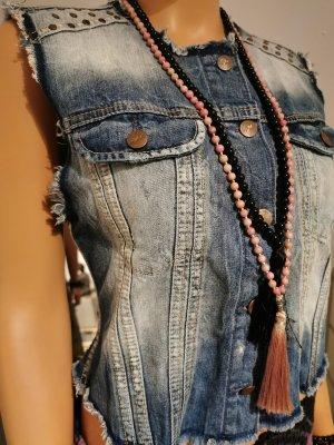 Pepe Jeans Smanicato jeans blu pallido-blu acciaio