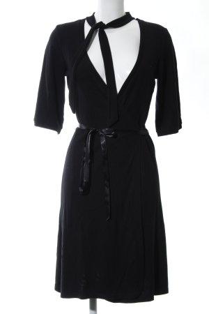 Pepe Jeans Wickelkleid schwarz Elegant