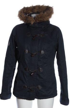 Pepe Jeans Winterjacke schwarz Casual-Look