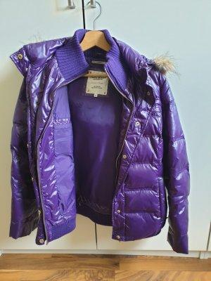 Pepe Jeans Winterjacke violet