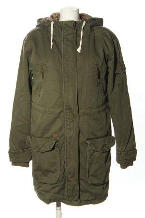 Pepe Jeans Winter Coat khaki casual look