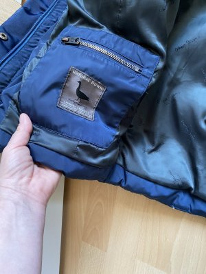 Pepe Jeans Down Coat blue