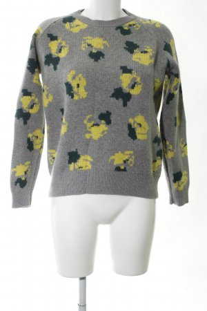 Pepe Jeans Wollpullover Allover-Druck Casual-Look