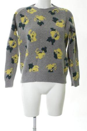 Pepe Jeans Pull en laine imprimé allover style décontracté
