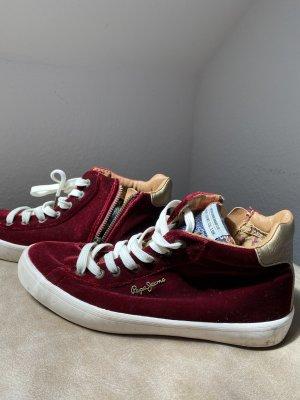 Pepe Samtsneaker, Gr. 37