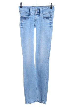 Pepe Straight-Leg Jeans blau Casual-Look