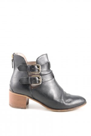 Peperosa Booties schwarz Casual-Look
