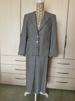 Hucke Ladies' Suit black-white