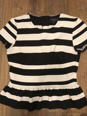 Reserved Shirt Body black-white