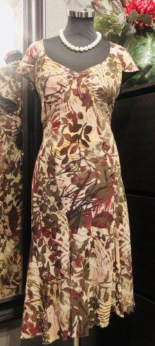 per una by Marks & Spencer Robe chiffon multicolore