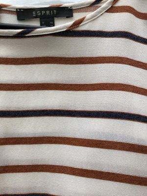 Perfekt für die Übergangszeit: schöne 3/4-Arm-Bluse von Esprit